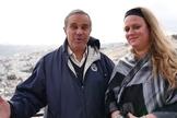 O pastor Tom Hess é fundador da Casa de Oração de Jerusalém para Todas as Nações (JHOPAN). (Foto: Reprodução)