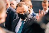 O presidente da Polônia, Andrzej Duda, participou da 15ª Marcha pela Vida e pela Família, em Varsóvia, no último domingo. (Foto: Maciej Ławniczak / Life and Family Center)