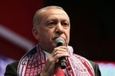 O presidente da Turquia, Recep Tayyip Erdogan, afirmou que seu país tem direitos sobre Jerusalém. (Foto: AP Photo)