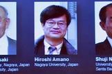 Vencedores Nobel Física 2014