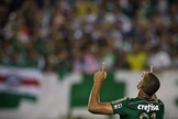 Victor Hugo comemorando o gol