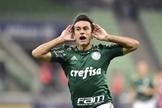 PalmeirasxSao Paulo se enfrentaram na arena Allianz Parquepelo Campeonato Paulista, na noite desta quarta-feira( 25)
