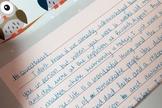 Carta de Sneha Mehta ao seu bebê. (Foto: CNN)