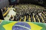 Plenário da Câmara Federal. (Foto: Câmara)