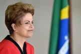 Dilma Rousseff será afastada do governo por 180 dias, após decisão do Senado. (Foto: JJ)