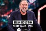 Brian Houston é pastor da Hillsong na Austrália e será o preletor da noite, no primeiro culto da denominação em São Paulo (Foto: Facebook/HillsongSaoPaulo)