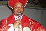 Arcebispo Bwambale Monday Wilson, do Ministério Ágape Church, em Uganda na África. (Foto: Divulgação)