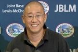 Bae, um coreano-americano, foi o cidadão norte-americano que permaneceu mais tempo preso realizada na Coreia do Norte, desde a Guerra da Coreia. (Foto: NBC News)