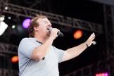 Mark Hall é vocalista do grupo Casting Crowns e pastor de jovens na Primeira Igreja Batista 'Eagle Landing', em South Atlanta. (Foto: Divulgação)