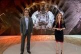 """Matéria do Fantástico sobre o Santo Sepulcro afirmou que o corpo de Jesus """"desapareceu"""". (Imagem: Rede Globo / Reprodução)"""
