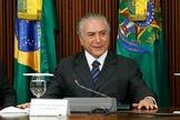 Presidente Michel Temer. (Foto: Folha de S. Paulo)