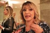 """Soraya em entrevista na pré-estreia do filme """"A Cabana"""". (Foto: Guiame/Marcos Paulo Correa)"""