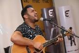 Eli Soares já andou recebendo feedbaks dos cantores os quais ele regravou. Um deles foi Kleber Lucas. (Foto: UMCG).