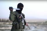 Terrorista faz ameaças em vídeo gravado e divulgado pelo próprio Estado Islâmico. (Imagem: Youtube)