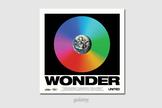 """O novo disco, intitulado """"Wonder"""", já está disponível para pré-venda. (Foto: Divulgação)."""