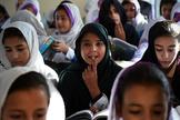 Sukhraj é uma das três crianças que se identificam como cristãs em sua turma que ao todo têm mais de 100 alunos. (Foto: Getty Images).