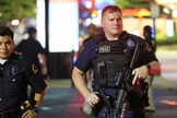 Policial norte-americano. (Foto: Getty Images)