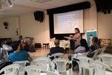 """Durante o período da campanha 'Maio Laranja', o projeto """"Protegendo com Amor"""" está passando pelas igrejas para conscientizar sobre o combate ao abuso sexual infantil. (Foto: Divulgação)"""