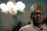 O presidente nigeriano, Muhammadu Buhari, passa por problemas de saúde. (Foto: Associated Press)