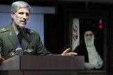 Ministro da Defesa, Amir Hatami, disse que o Irã derrotará aliança entre EUA e Israel. (Foto: Reprodução)