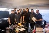 A banda Pier49 Music assinou contrato com a Sony Music Brasil. (Foto: Divulgação)