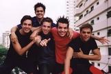 O Twister fez sucesso no início dos anos 2000 com a música 40 Graus. (Foto: Chico Audi/Abril Music)