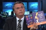 Jair Bolsonaro (PSL) tem repudiado a doutrinação ideológica nas Escolas. (Imagem: Reprodução)