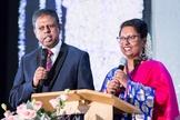 Rev. TMI Sathiyaraj, da igreja Bethany House, que conseguiu evangelizar e unir as etnias inimigas do Sri Lanka em Cristo. (Foto: Divulgação/Bethany)