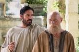 Imagem extraída do filme Paulo, o apóstolo de Cristo. (Foto: Reprodução/Sony Pictures)