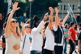 A Freedom March é formada por cristãos que deixaram para trás a prática da homossexualidade. (Foto: Freedom March)
