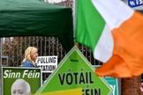 Com votos de partido de esquerda, Parlamento da Irlanda do Norte aprova legislação para aborto e casamento gay. (Foto: Getty/Charles McQuillan)