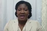 Marilín Alayo Correa testemunha sobre a repressão às igrejas em Cuba. (Foto: Reprodução/CSW)