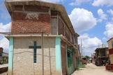 Prédio de igreja cristã em Cuba. (Foto: Reprodução / Portas Abertas)