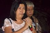 Susanna Koh mantém esperança de encontrar novamente o pastor Raymond Koh, após três anos do desaparecimento. (Foto: Reprodução / Portas Abertas)