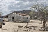 Região nordestina é uma das que mais sofre com a seca. (Foto: Reprodução / Pinterest)