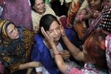 Jovens cristãs são frequentes vítimas de sequestro para casamento e conversão forçados ao Islã, no Paquistão. (Foto: Reprodução / Pakistan Today)