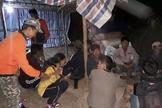 Cristãos do Laos se encontram escondidos. (Foto: Reprodução / RFA)