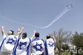 O Estado de Israel completou 73 de anos de existência. (Foto: Yonatan Sindel/Flash90).