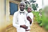 O pastor Leviticus Makpa e seu filho foram mortos por muçulmanos fulani. (Foto: Reprodução/Facebook).