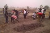 O filho de Celina Ishaku foi morto por fulanis durante um ataque à sua aldeia. (Foto: ICC).