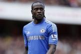 Hoje, Victor Moses é titular da ala direita do Chelsea, líder do Campeonato Inglês. (Foto: Reprodução)