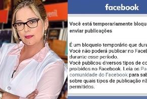 """Marisa Lobo é psicóloga, cristã e foi censurada pelo Facebook, após denunciar a exposição """"Queermuseu"""", do Santander Cultural. (Imagem: Guiame)"""