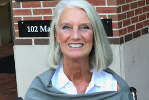 Anne Graham Lotz enfrentará 18 semanas de quimioterapia. (Foto: Reprodução)