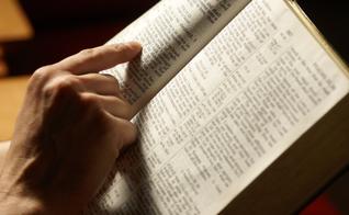 Bíblia. (Foto: Getty)