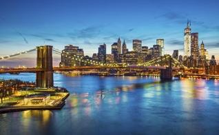 Uma semana em Nova York equivale a quatro semanas São Paulo, Rio de Janeiro ou Salvador. (Foto: Getty Images)