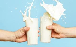 A lactose fornece energia ao corpo e ajuda na absorção de cálcio no organismo. (Foto: Reprodução)