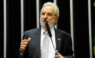 Ivan Valente, deputado do PSOL, declarou seu total apoio ao povo palestino. (Foto: CDD).