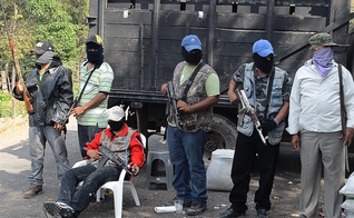 A guerra contra o narcotráfico é um dos grandes desafios enfrentados pelo México. (Foto: CNN)
