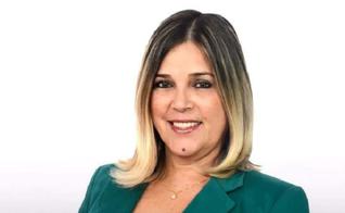 Marisa Lobo é psicóloga, especialista em direitos humanos e candidata a deputada federal (Avante) pelo estado do Paraná. (Foto: Divulgação)