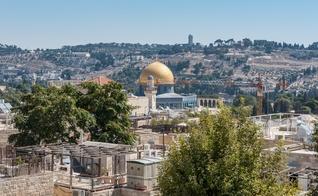 O primeiro-ministro da Austrália pretende transferir a embaixada em Israel para Jerusalém. (Foto: Michael Jacobs/Art in All of Us/Corbis via Getty Images)